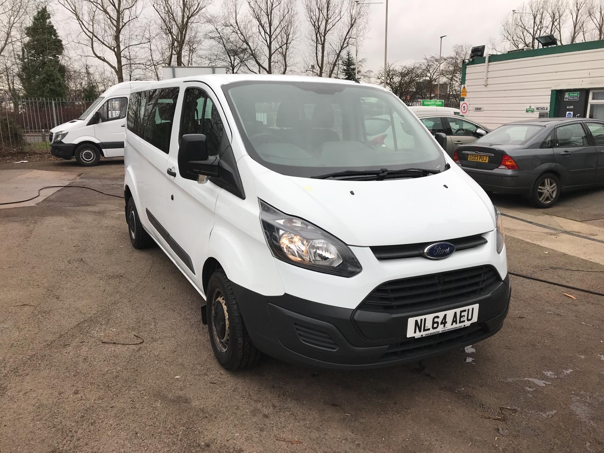 2014 Ford Transit Custom 310  L2 DIESEL FWD 2.2 TDCI 125PS LOW ROOF KOMBI VAN EURO 5 VAT INC (NL64AEU)