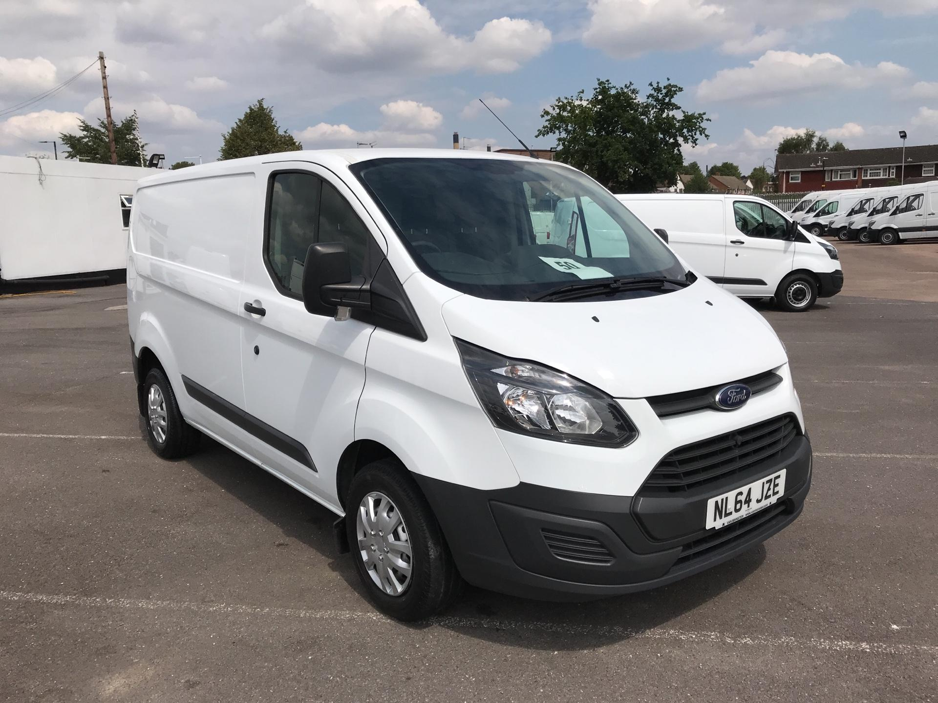 2014 Ford Transit Custom  290 L1 DIESEL FWD 2.2  TDCI 100PS LOW ROOF VAN EURO 5 (NL64JZE)