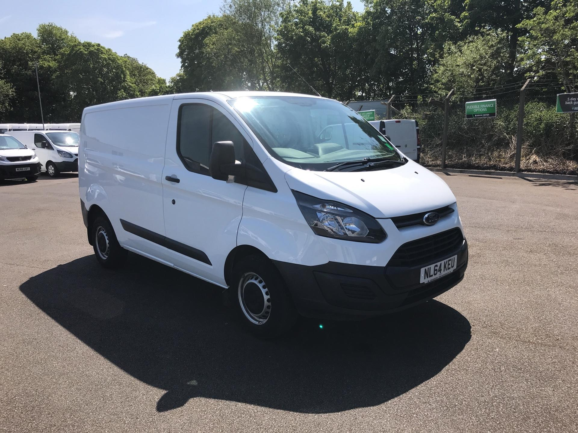 2014 Ford Transit Custom 290 L1 DIESEL FWD 2.2  TDCI 100PS LOW ROOF VAN EURO 5 (NL64KEU)