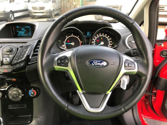 2014 Ford Fiesta  DIESEL 1.6 TDCI SPORT VAN EURO 5 (NL64KFR) Image 5