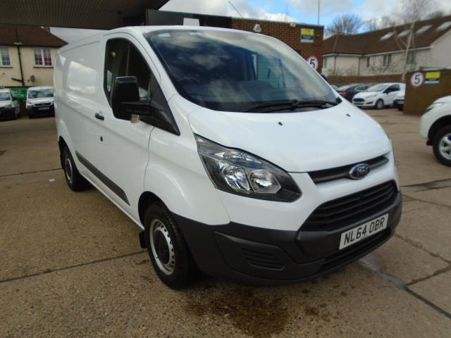 2014 Ford Transit Custom 2.2 Tdci 100Ps Low Roof Van (NL64OBR)