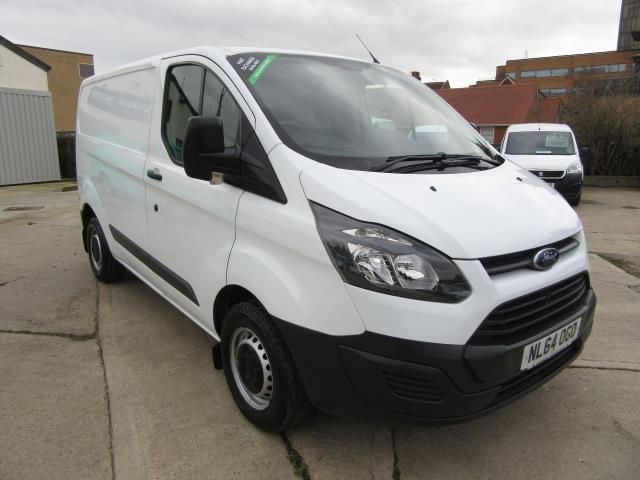 2014 Ford Transit Custom 2.2 Tdci 100Ps Low Roof Van (NL64OGO)
