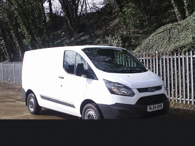 2014 Ford Transit Custom 2.2 Tdci 100Ps Low Roof Van (NL64OHB)