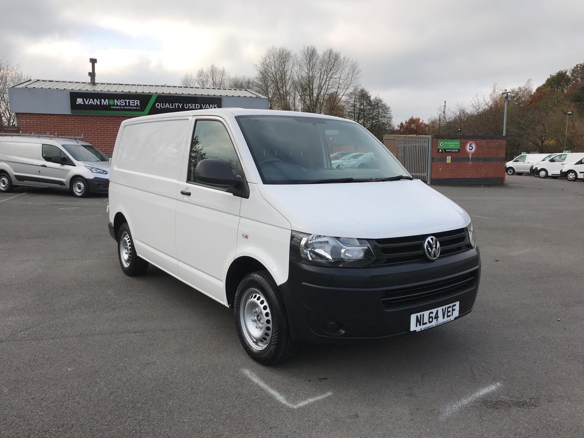 2014 Volkswagen Transporter 2.0 Tdi 102Ps Startline Van *this is a value van and priced according to condition* (NL64VEF)