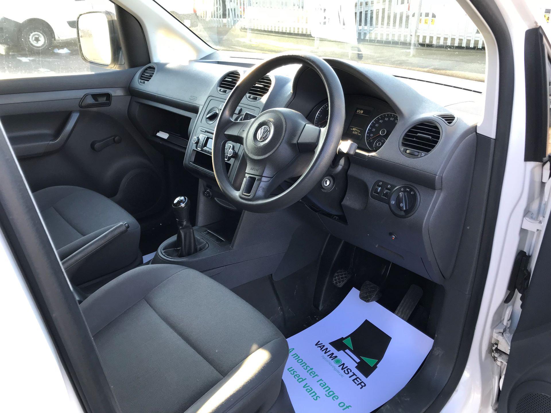 2014 Volkswagen Caddy  1.6 102PS Startline Euro 5 (NL64VFC) Image 20
