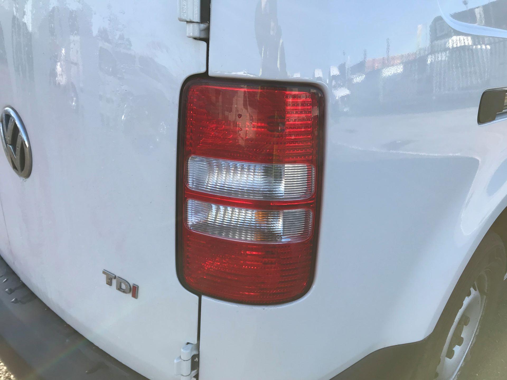 2014 Volkswagen Caddy  1.6 102PS Startline Euro 5 (NL64VFC) Image 14