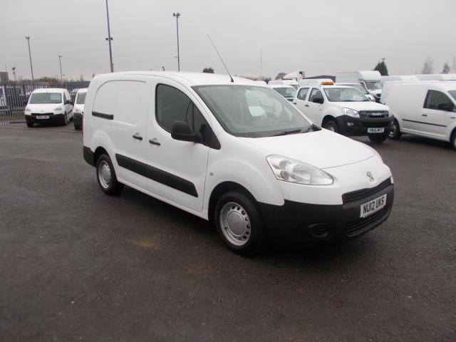 2012 Peugeot Partner 716 S 1.6 Hdi 92 Crew Van (NU12UKS)