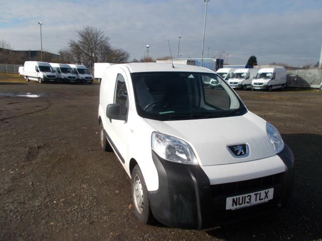 2013 Peugeot Bipper 1.3 Hdi 75 S [Non Start/Stop] (NU13TLX)