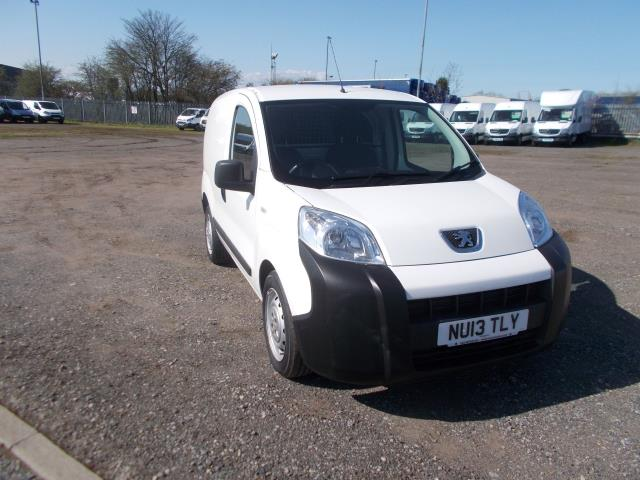 2013 Peugeot Bipper  1.3 HDI 75 NON S/S  EURO 5 (NU13TLY)