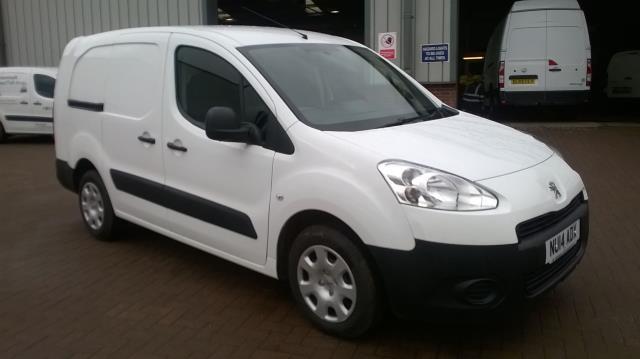 2014 Peugeot Partner 716 S 1.6 Hdi 92 Crew Van (NU14ADX)