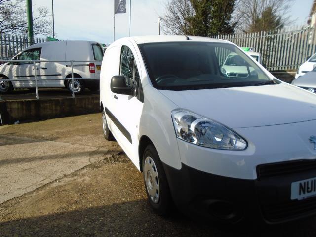 2014 Peugeot Partner 850 S 1.6 Hdi 92 Van (NU14GXK)
