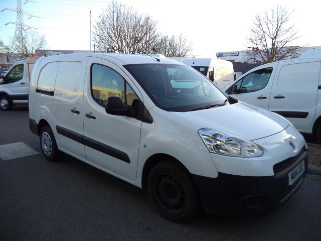 2014 Peugeot Partner  L2 716 1.6 92 CREW VAN EURO 5 (NU14UDZ)