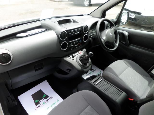 2014 Peugeot Partner L1 850 S 1.6 92PS (SLD) EURO 5 (NU14UPA) Image 8