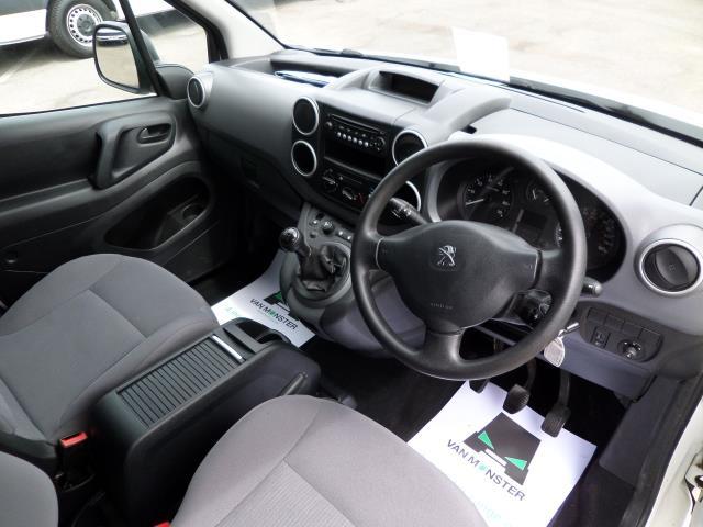 2014 Peugeot Partner L1 850 S 1.6 92PS (SLD) EURO 5 (NU14UPA) Image 7