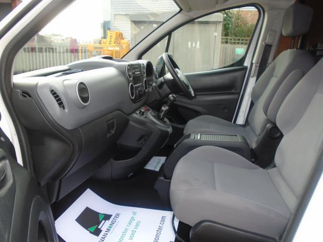 2014 Peugeot Partner L1 850 S 1.6 92PS (SLD) EURO 5 (NU14UPA) Image 11