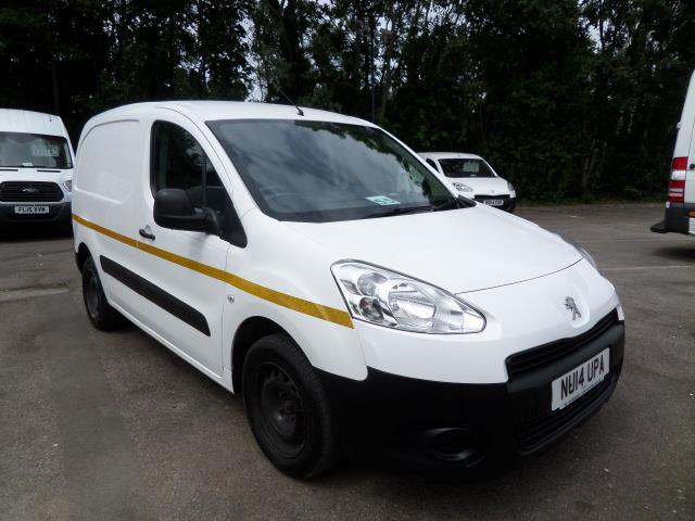 2014 Peugeot Partner L1 850 S 1.6 92PS (SLD) EURO 5 (NU14UPA)