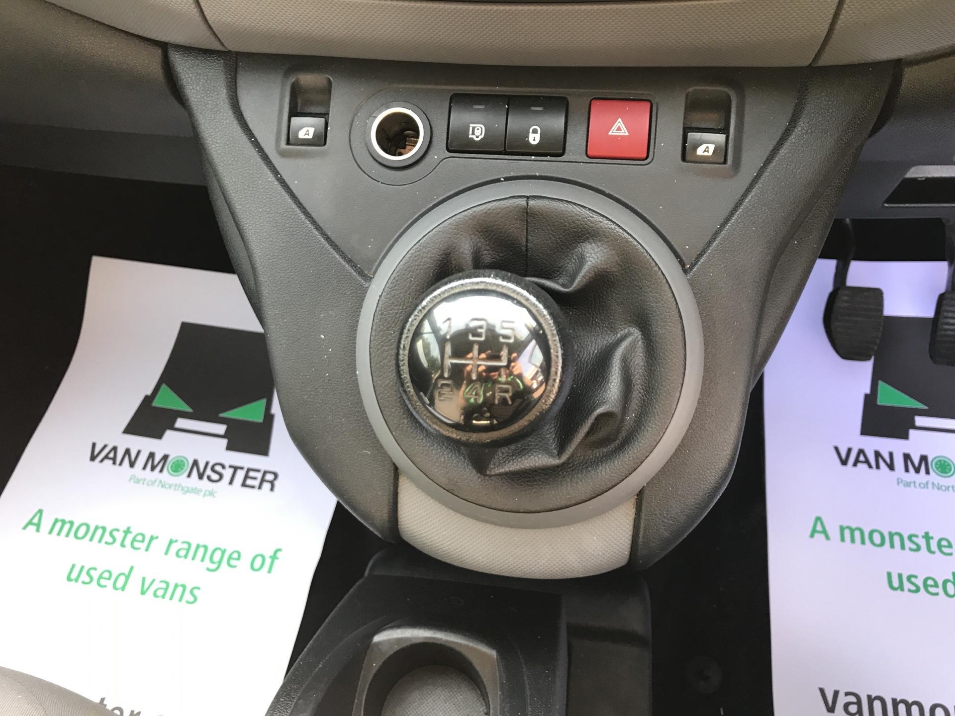 2014 Peugeot Partner  L2 716 1.6 92 CREW VAN EURO 5 (NU14VUS) Image 11
