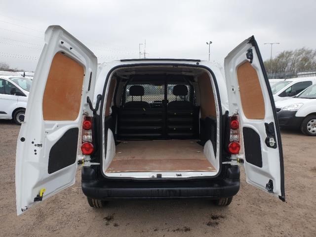 2015 Peugeot Partner L1 850 S 1.6 92PS (SLD) EURO 5 (NU15CGZ) Image 11