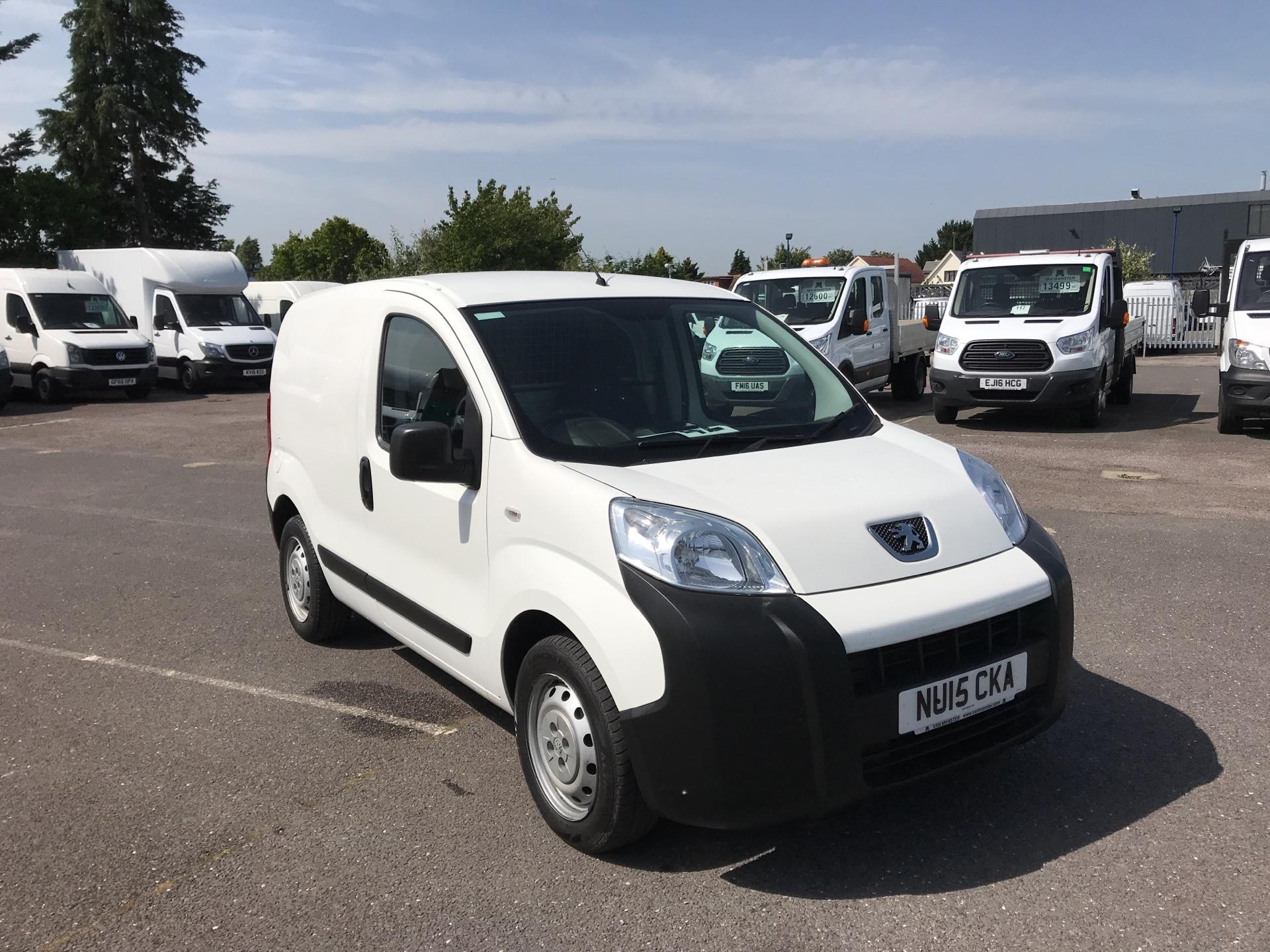 2015 Peugeot Bipper 1.3 HDI 75 S PLUS PACK NON S/S EURO 5 CONDITION REFELECTED IN PRICE (NU15CKA)