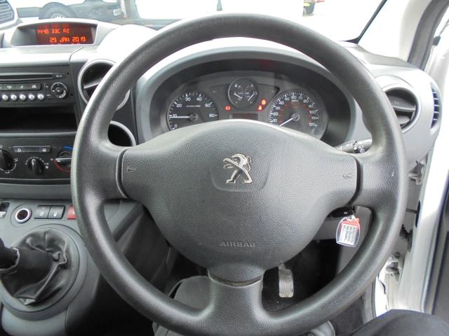 2015 Peugeot Partner L2 716 1.6 92 CREW VAN EURO 5 (NU15ERK) Image 12