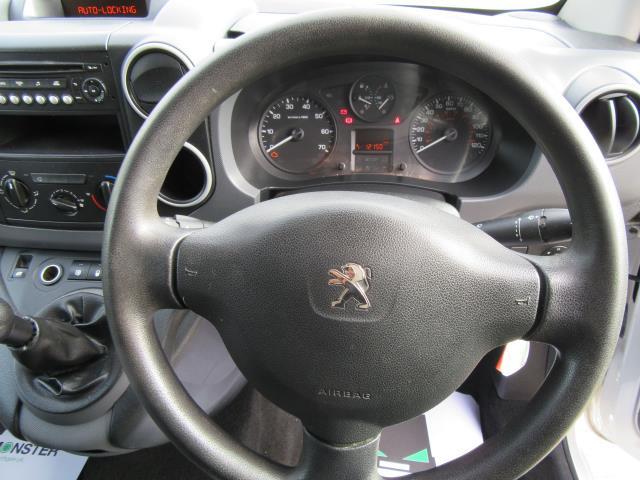 2015 Peugeot Partner L1 850 S 1.6 92PS (SLD) EURO 5 (NU15FHH) Image 16