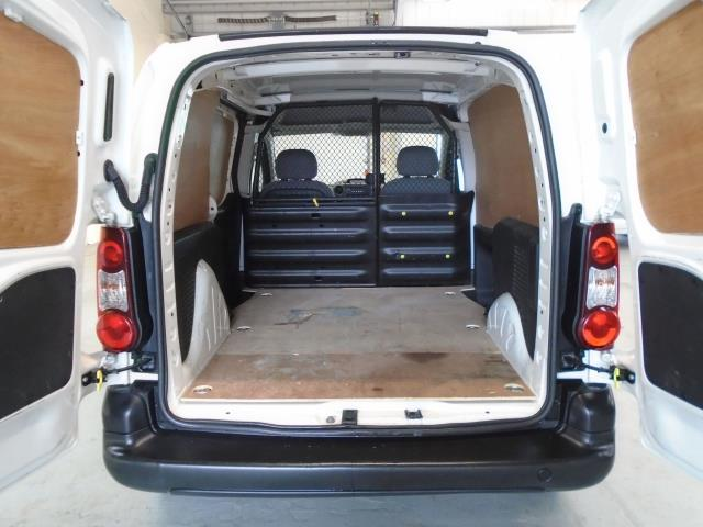 2015 Peugeot Partner 850 S 1.6 Hdi 92 Van [Sld] (NU15FHM) Image 26
