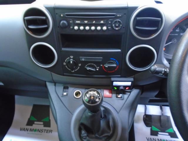 2015 Peugeot Partner 850 S 1.6 Hdi 92 Van [Sld] (NU15FHM) Image 20