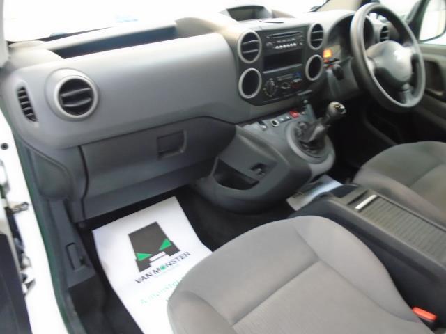 2015 Peugeot Partner 850 S 1.6 Hdi 92 Van [Sld] (NU15FHM) Image 24