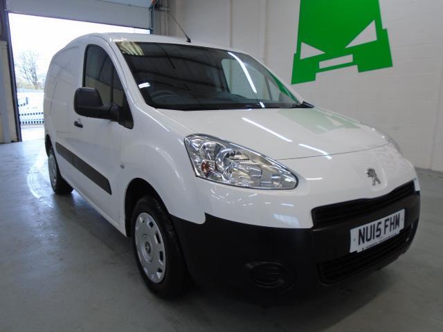 2015 Peugeot Partner 850 S 1.6 Hdi 92 Van [Sld] (NU15FHM)