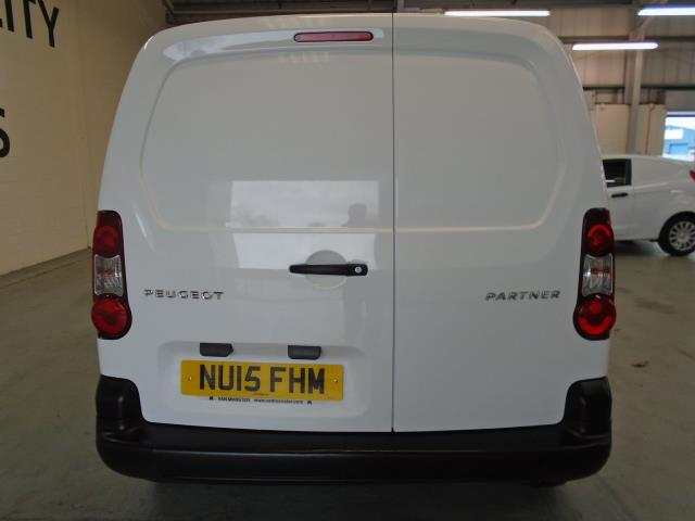 2015 Peugeot Partner 850 S 1.6 Hdi 92 Van [Sld] (NU15FHM) Image 9