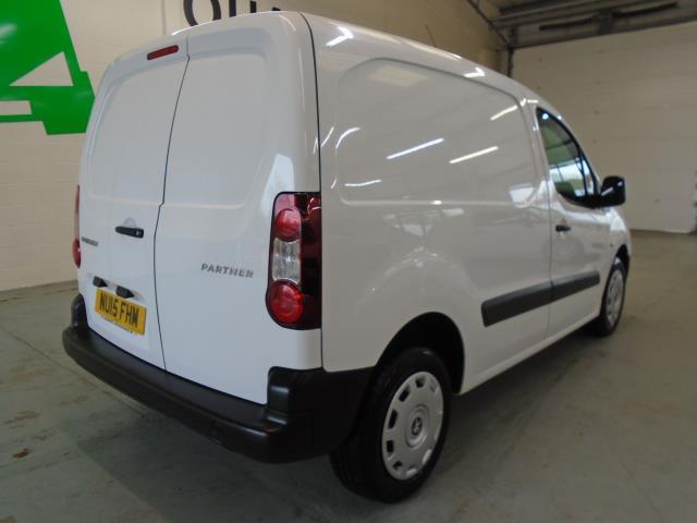 2015 Peugeot Partner 850 S 1.6 Hdi 92 Van [Sld] (NU15FHM) Image 10