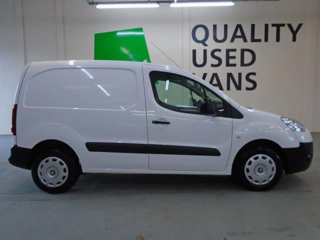 2015 Peugeot Partner 850 S 1.6 Hdi 92 Van [Sld] (NU15FHM) Image 11