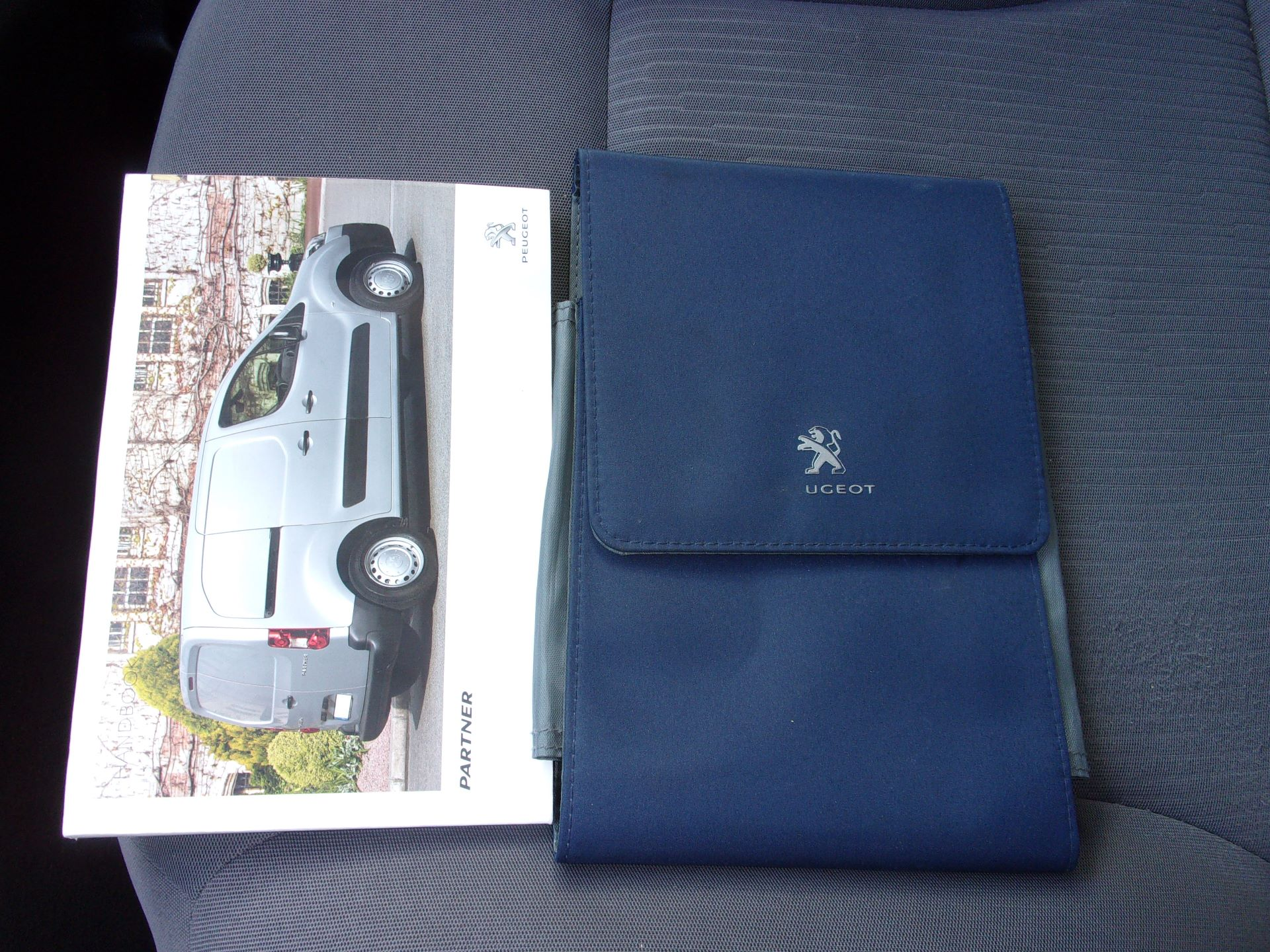 2015 Peugeot Partner 850 S 1.6 Hdi 92 Van [Sld] (NU15FJP) Image 20