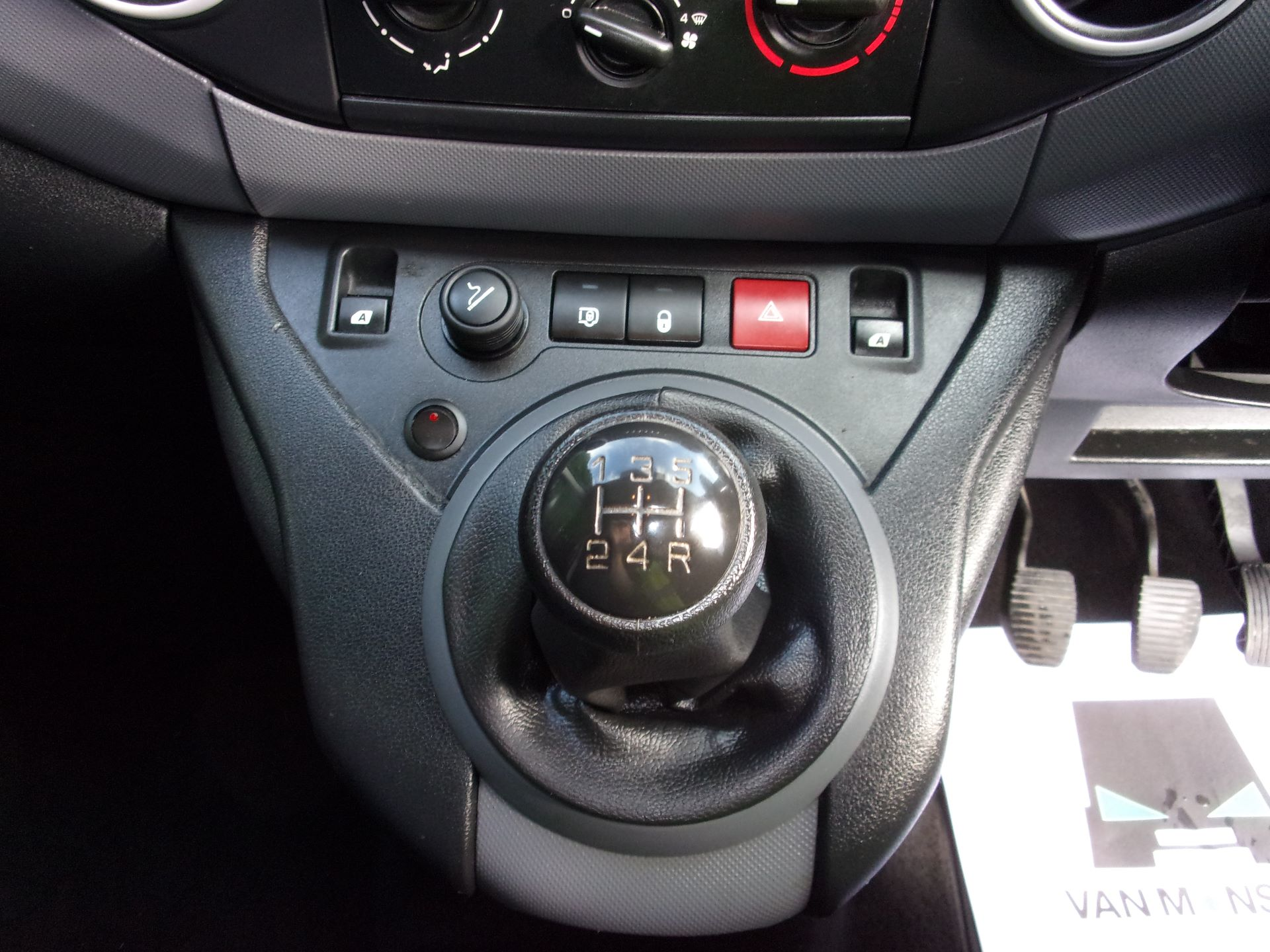 2015 Peugeot Partner 850 S 1.6 Hdi 92 Van [Sld] (NU15FJP) Image 4