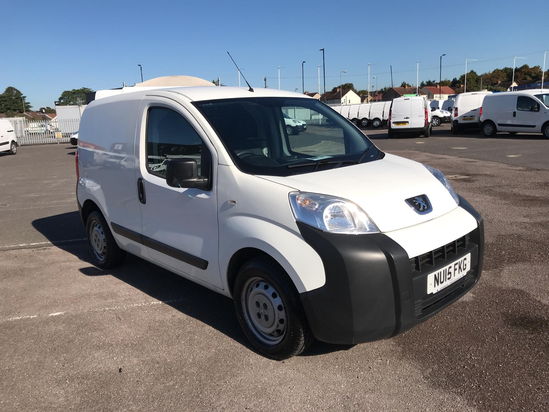 2015 Peugeot Bipper 1.3 Hdi 75 S Plus Pack [Sld]* VALUE RANGE VEHICLE CONDITION REFLECTED IN PRICE* (NU15FKG)