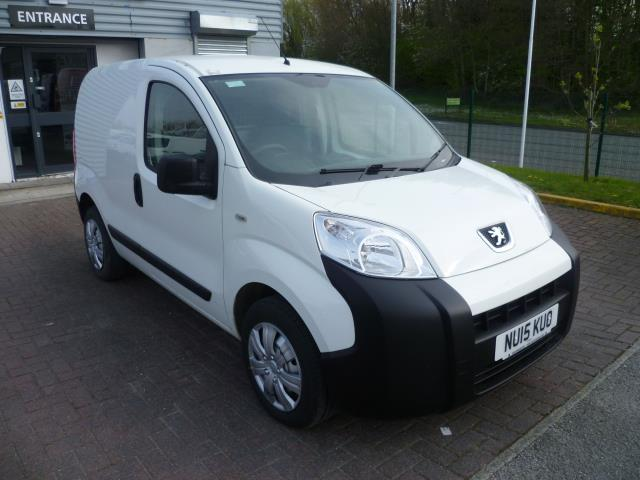 2015 Peugeot Bipper 1.3 HDI 75 S PLUS PACK NON S/S EURO 5 (NU15KUO)