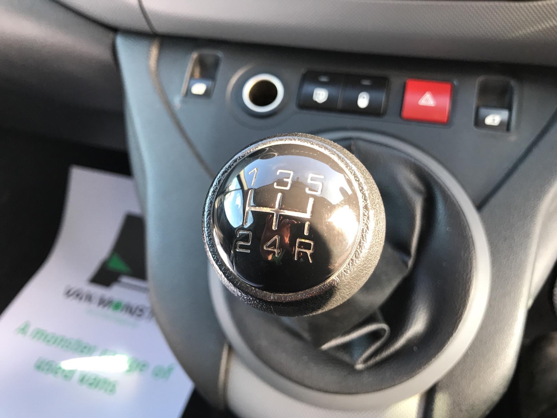 2015 Peugeot Partner L2 716 1.6 92 CREW VAN EURO 5 (NU15KUV) Image 11
