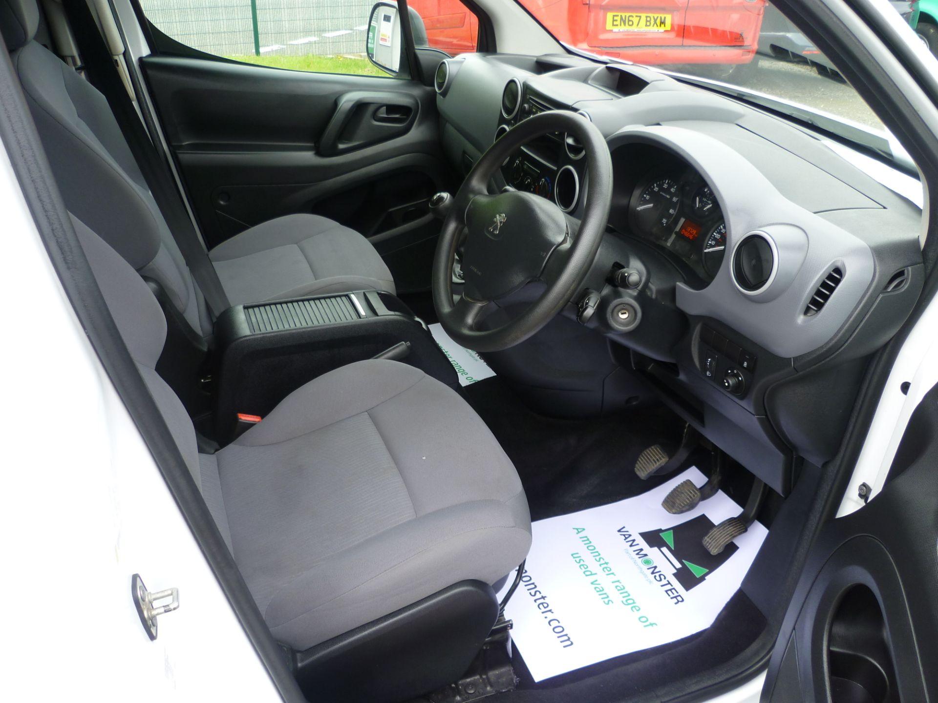 2015 Peugeot Partner L1 850 S 1.6 92PS (SLD) EURO 5 (NU15OPD) Image 17