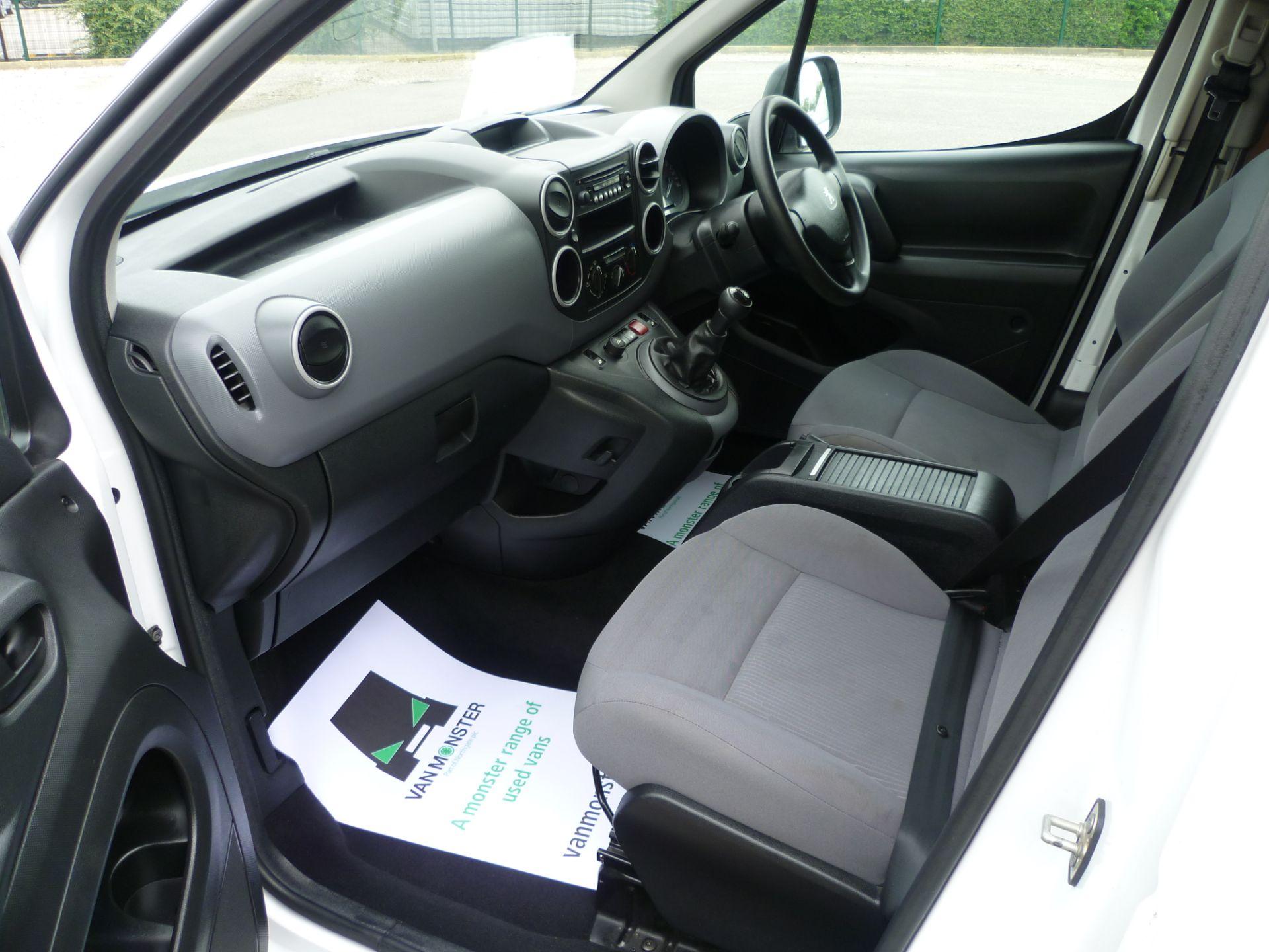 2015 Peugeot Partner L1 850 S 1.6 92PS (SLD) EURO 5 (NU15OPD) Image 19