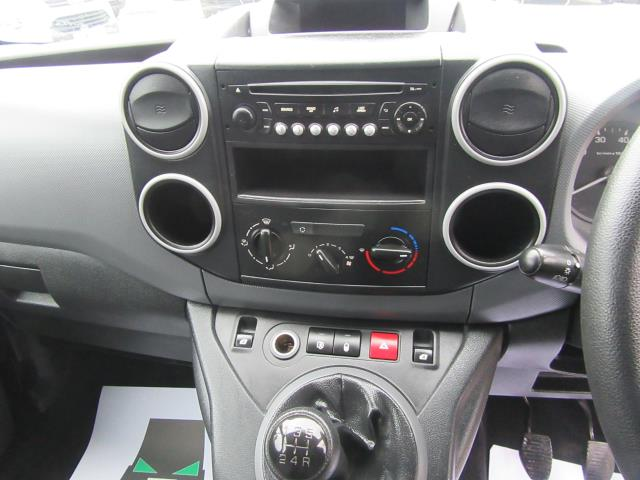 2015 Peugeot Partner  L1 850 S 1.6 92PS EURO 5 (NU15RCO) Image 5