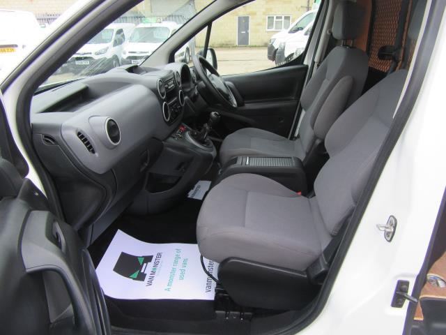 2015 Peugeot Partner  L1 850 S 1.6 92PS EURO 5 (NU15RCO) Image 12