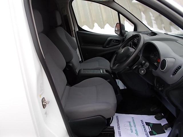 2015 Peugeot Partner L1 850 S 1.6 92PS (SLD) EURO 5 (NU15RSV) Image 19