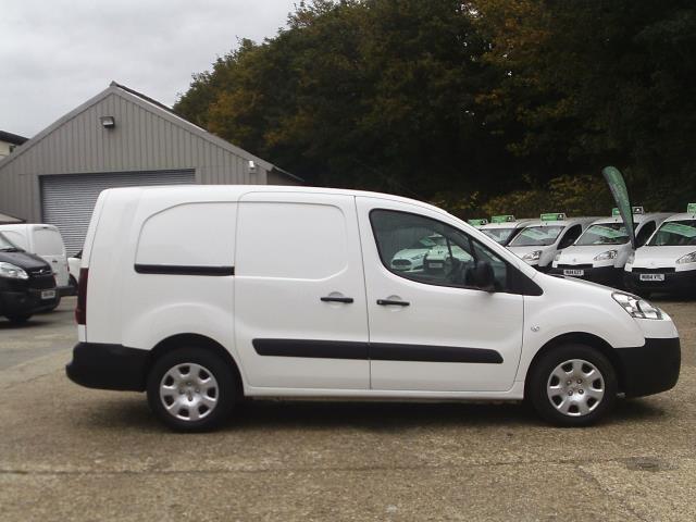 2015 Peugeot Partner  L2 716 1.6 92 CREW VAN EURO 5 (NU15RVW) Image 2