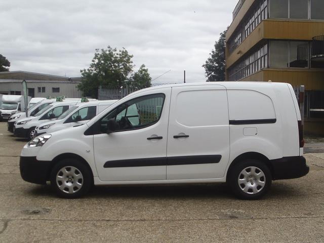2015 Peugeot Partner  L2 716 1.6 92 CREW VAN EURO 5 (NU15RVW) Image 8