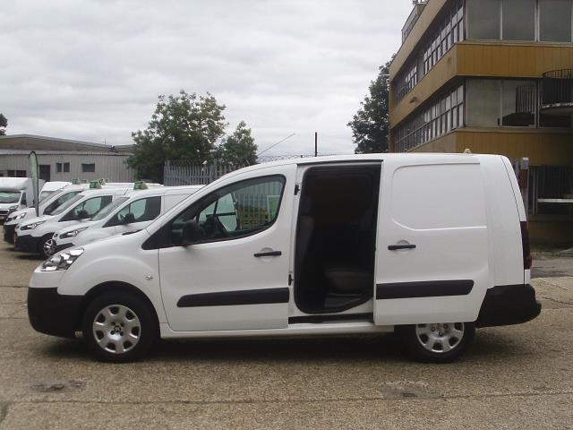 2015 Peugeot Partner  L2 716 1.6 92 CREW VAN EURO 5 (NU15RVW) Image 9