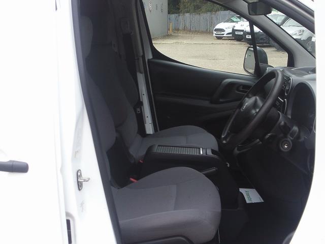 2015 Peugeot Partner  L2 716 1.6 92 CREW VAN EURO 5 (NU15RVW) Image 21