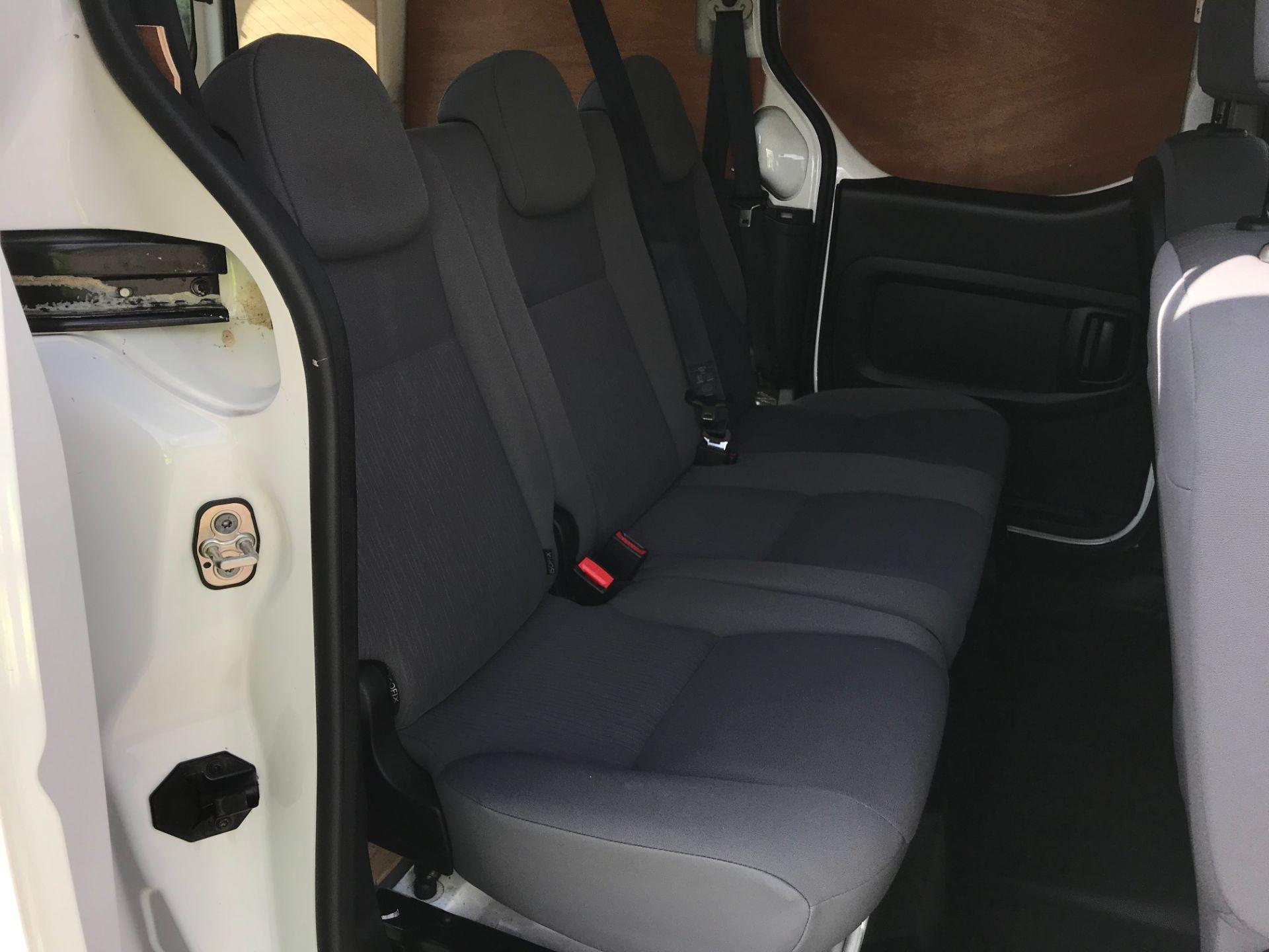2015 Peugeot Partner 716 S 1.6 Hdi 92 Crew Van Euro 5 (NU15RWJ) Image 12