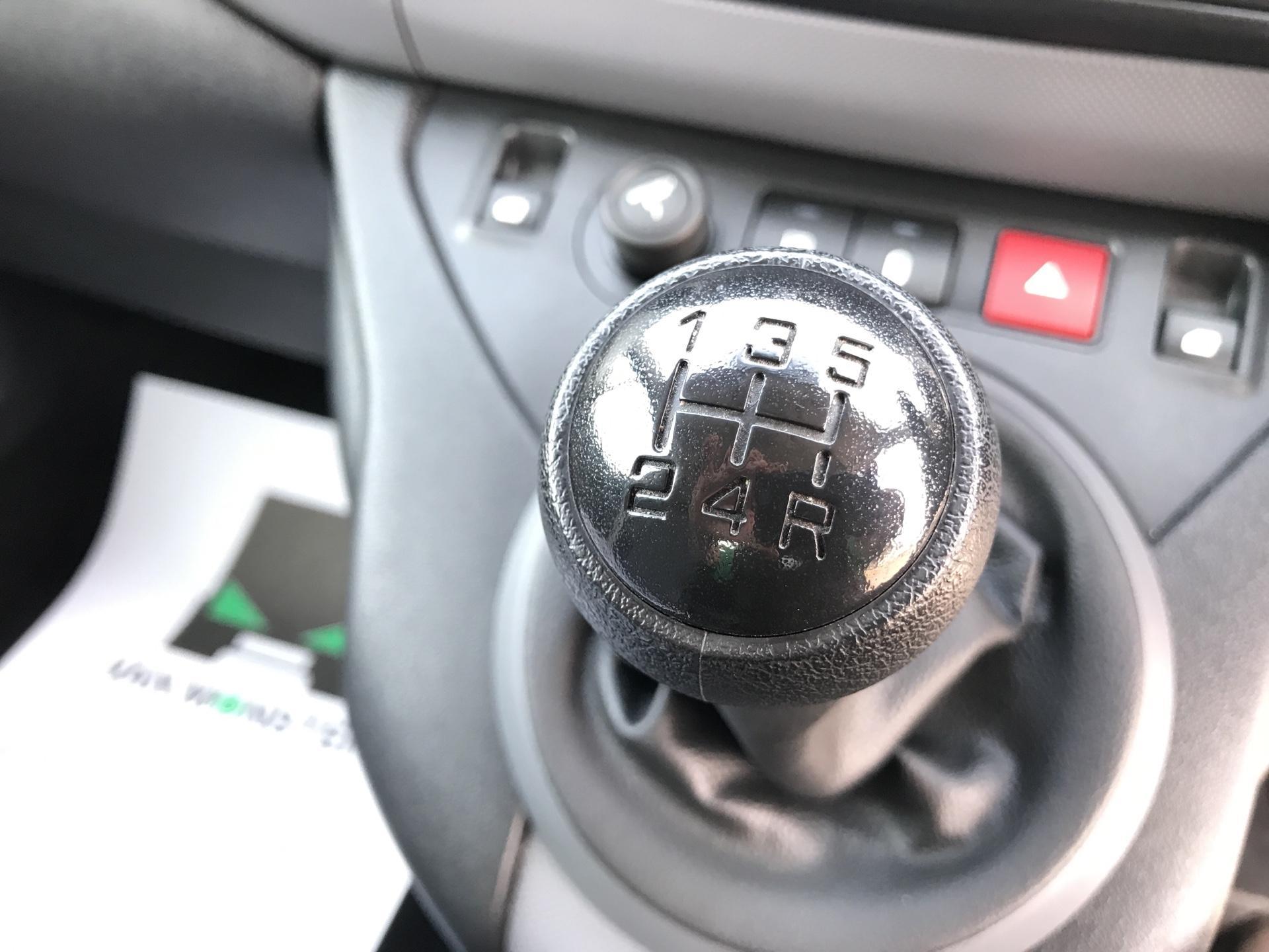 2015 Peugeot Partner L2 716 1.6 92 CREW VAN EURO 5 (NU15RXG) Image 11