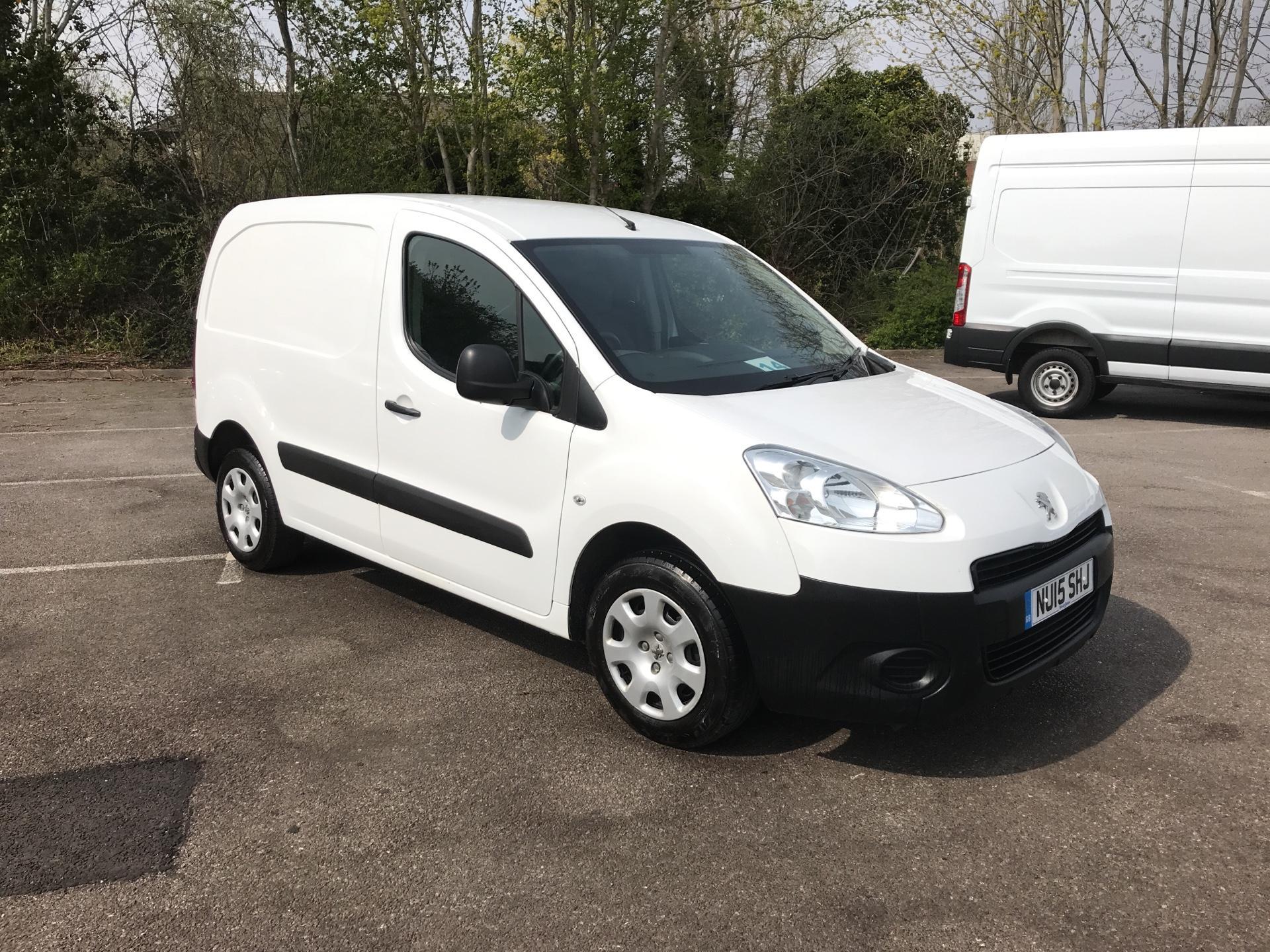 2015 Peugeot Partner 850 S 1.6 Hdi 92 Van [Sld] Euro 5 (NU15SHJ)