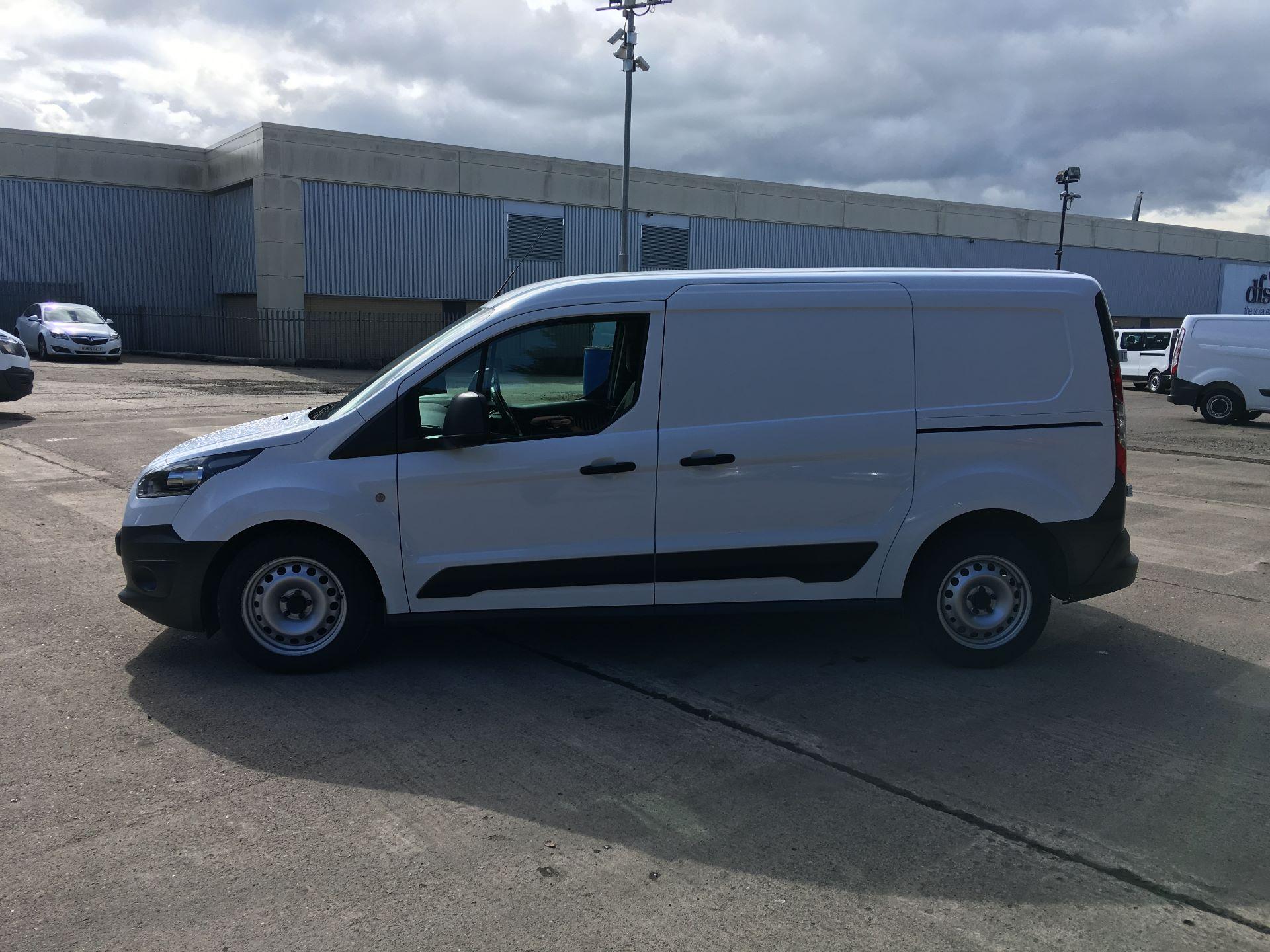 2016 Ford Transit Connect 210 L2 1.6 TDCI 75PS VAN EURO 6 (NU16AEF) Image 12